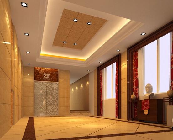 颇受欢迎酒店设计风格 新中式酒店设计