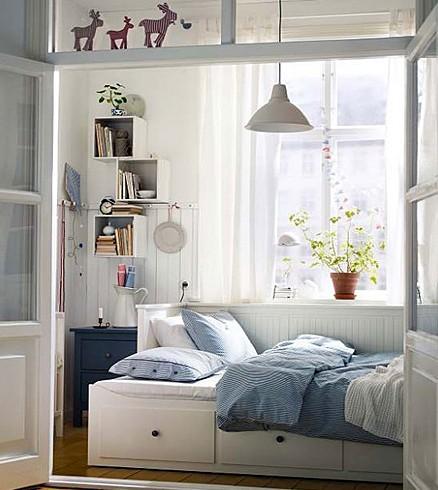 小户型装修效果图 经典小户型卧室设计